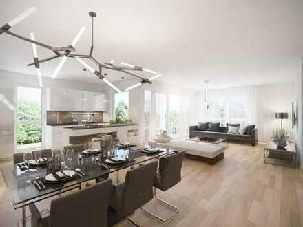 Viel Platz für die große Familie! 4½-Zimmer-Wohnung mit Garten