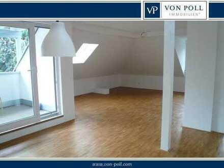 Gemütliche DG-Wohnung in einer charmanten Altbau-Villa