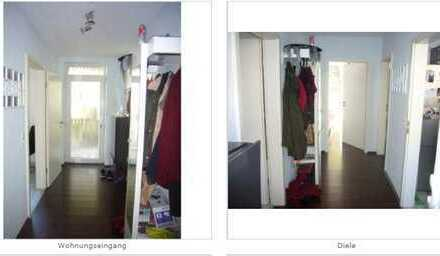 City-Wohnung - Nähe Schillerplatz! WG geeignet - 2-Zimmer-Wohnung mit Balkon und EBK in Mainz