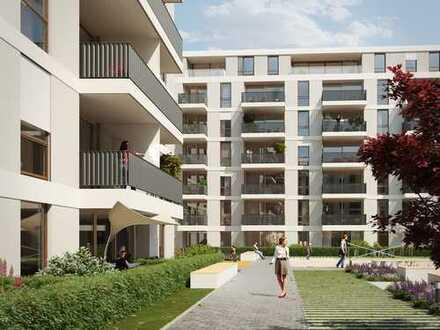 PANDION 4LIVING - Gut geschnittenes 1-Zimmer-Apartment mit großzügiger Loggia