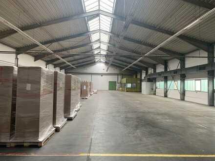Preisreduziertes Mietangebot: Lager- und Produktionsstätte