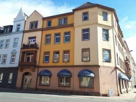 Preiswerte 4-RW mit kleinem Balkon in Riesa-Zentrum
