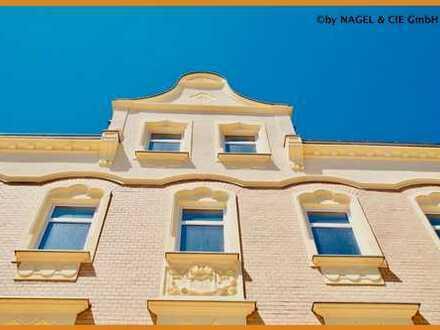 =) ERSTBEZUG- 3-(T)raum-Dachgeschosswohnung mit Sonnenbalkon =)