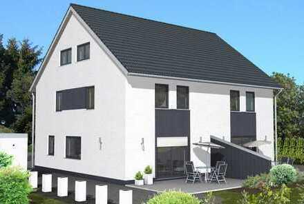 Projektierte Doppelhaushälfte in Bobenheim Roxheim