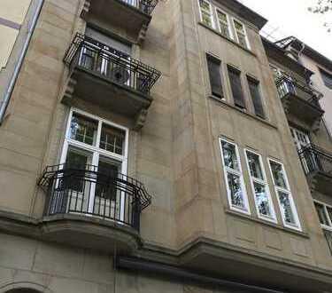 Hochwertige helle Wohnung + 2 Terrassen in HD-Handschuhsheim