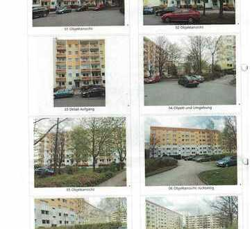 Gepflegte 2,5-Zimmer-Wohnung mit Balkon und EBK in Chemnitz