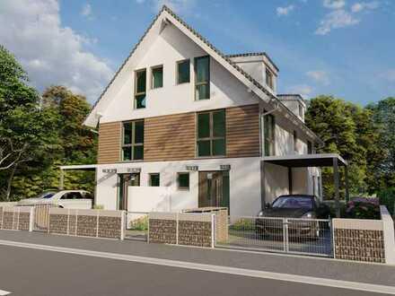 KfW 40 Doppelhaushälfte in ruhiger, guter Wohnlage in Obersendling/Solln