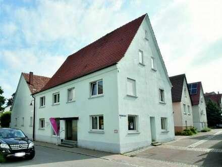 Wohn- und Geschäftshaus in zentraler Lage zum Eigennutz oder als Anlageobjekt