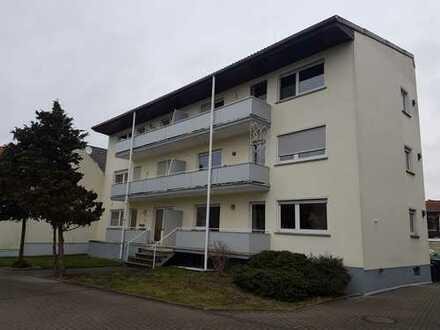Gemütliche 4 Zimmerwohnung mit Balkon