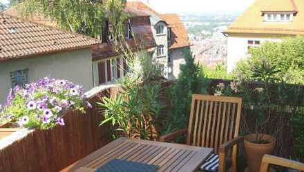 3,5 Zimmer Wohnung mit Balkon - Top-Lage in Degerloch (Haigst)