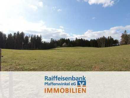 Landwirtschaftliche Fläche von ca. 12.700 m² in Burggen!