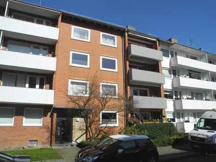 4 Zimmer Wohnung mit 2 Balkonen und Stellplatz