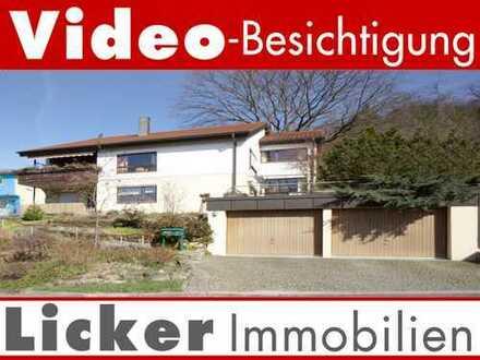 1 Fam.-Haus mit ELW und Doppelgarage