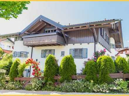 Wohnhaus mit vielen Möglichkeiten in herrlicher Lage am Rottachsee