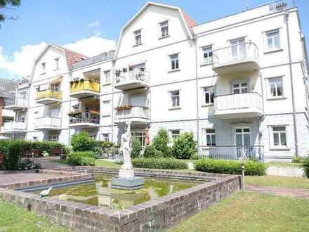 """Für Senioren oder hilfsbedürftige Menschen: Kleine Zwei-Zimmer Wohnung in Seniorenanlage """"Am Wall..."""
