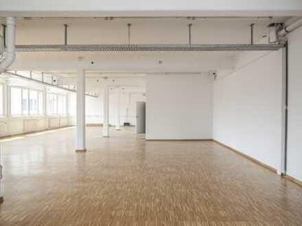 Provisionsfreie, moderne Büroflächen ab 10 €/m² in Stuttgart-Wangen zu vermieten