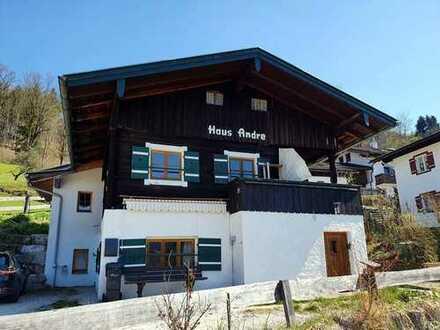 Zweifamilienhaus in Aussichtslage von Berchtesgaden