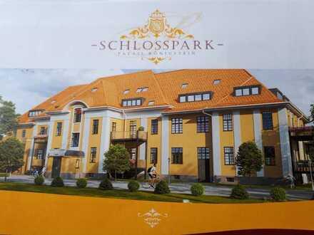 Exklusive 2 Raum Wohnung im Schlosspark Pirna