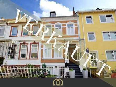 Verkauft: Neustadt / Saniertes Reihenhaus mit großem Garten und Ausbaupotential
