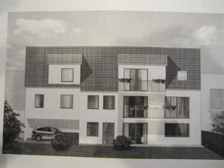 Neubau Ilvesheim, DG, 88qm, 3Zi ,Balkon mit Carport.