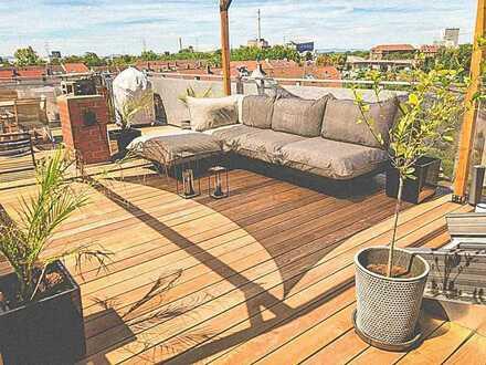 Luxus Loft über den Dächern von Karlsruhe-Grünwinkel