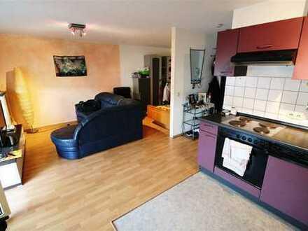 F&D | 1,5-Zimmer-Wohnung mit Balkon & Stellplatz in der Nordstadt