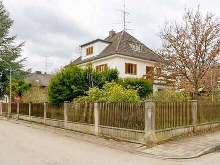 Kapitalanleger aufgepasst: Kauf auf Nießbrauchbasis, Einfamilienhaus in München-Haar