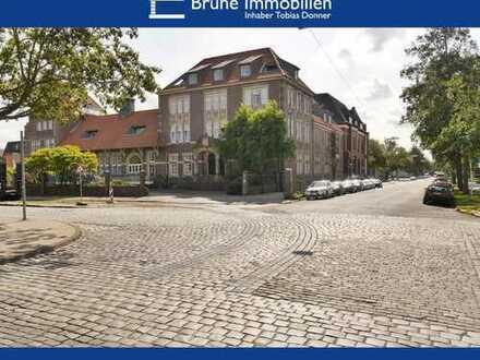 BRUNE IMMOBILIEN - Bremerhaven-Geestemünde: Denkmalgeschützt mit Geschichte