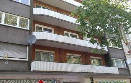 **Sehr schöne 2-Zi-Whng mit Balkon, Erstbezug nach Neurenovierung, zentrale u.ruhige Stadtlage**