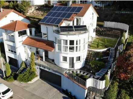 Architektenhaus / herrliche Südhanglage / unvergleichbarer Ausblick