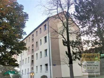 Kleine 3-Zimmer Etagenwohnung mit Balkon sofort beziehbar