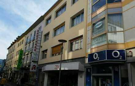 Fußgängerzone Mainz, elegante 5-Zimmerwohnung, 132 qm, evtl. zum selbst renovieren (Mietnachlass)