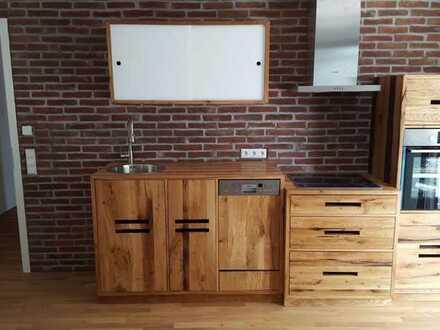 Stilvolle, neuwertige 2-Zimmer-Wohnung mit Garten und EBK in Karlsruhe