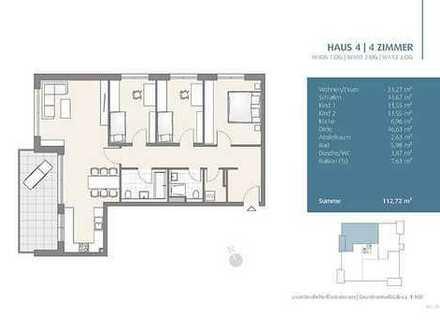 *NEU* Funktionale 4-Zimmer Wohnung im 1. OG (405)