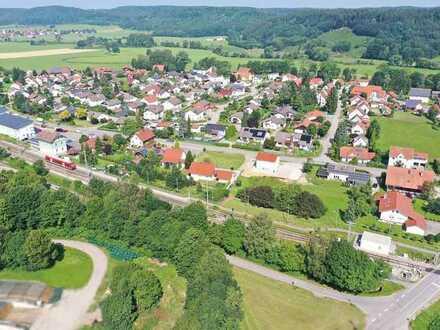 HERBST-AUKTION 2021: Unbebautes Grundstück/Grünfläche im Ortskern