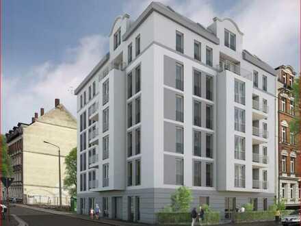Exklusives Baugrundstück für ein Mehrfamilienhaus mit Tiefgarage - Verkauf inklusive Baugenehmigung
