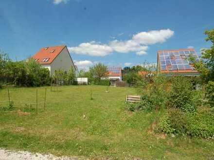 """Parzelle 12: 528 m² Baugrundstück """"Am Finkenherd"""" in Velburg"""