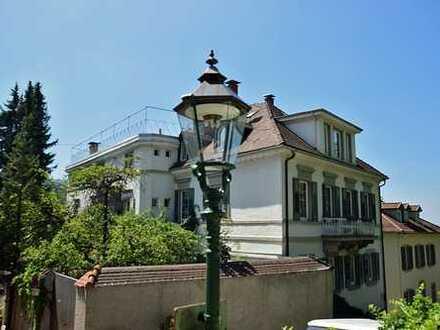 Wohnen am Schloss mit Blick über Baden-Baden!