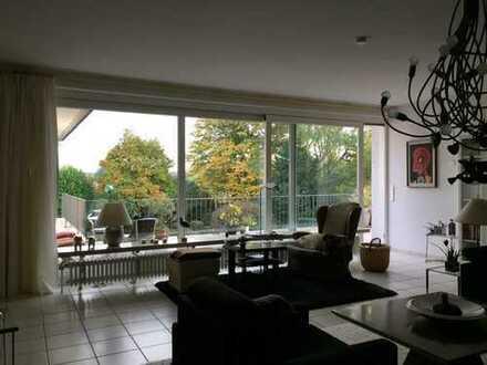 Gepflegte 3-Zimmer-Wohnung mit Balkon und EBK in Greven