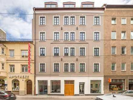Hochwertige Bürofläche in saniertem Altbau - Beste Lage Glockenbachviertel