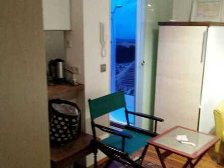 Exklusive, gepflegte 1,5-Zimmer-Wohnung mit Einbauküche in Stuttgart