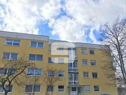 Schöne 3-Zimmer-Wohnung mit Bergblick