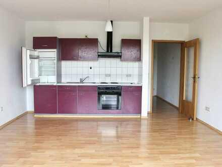 Gepflegte 1-Zimmer-Wohnung mit Balkon und Einbauküche in Wilhelmshaven
