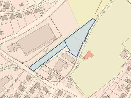 * HTR Immobilien GmbH* Großes Gewerbegrundstück in guter Lage!