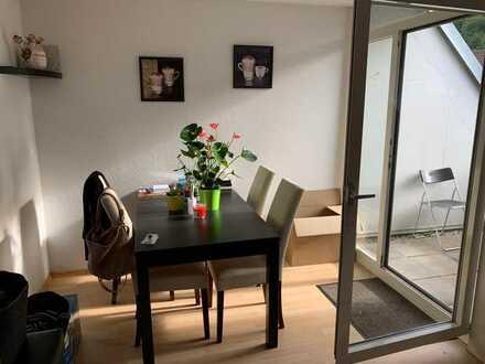 2 Zim. Wohnung in der Stadtmitte von Biberach