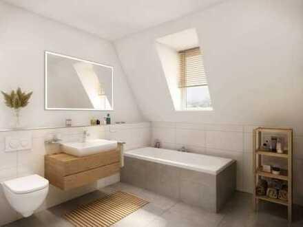 Exklusive 4- Zimmer Wohnung 1.10