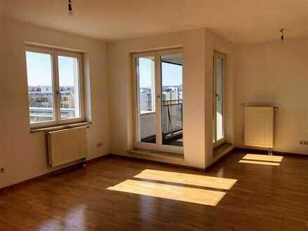 Bezugsfreie 2 Zimmer-Wohnung + großer Südterrasse in KÖPENICK
