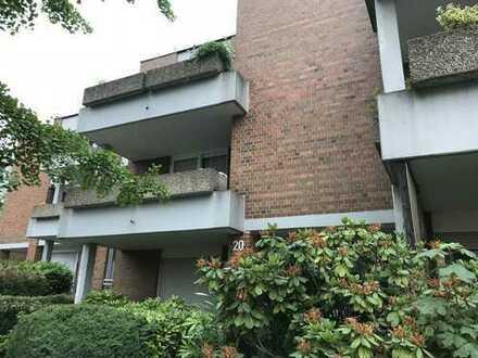 Uninahe modernisierte 2,5-Zimmer-Wohnung mit Balkon und EBK in Bochum