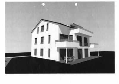 Erstbezug:Neubau 4 FMH nur 6km von Überlingen! Hochwertige 4-Zimmer-EG-Wohnung mit Balkon in Owingen