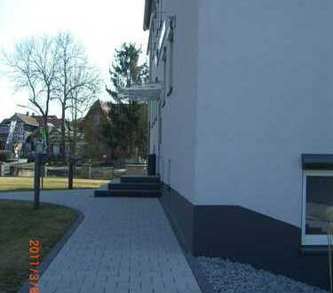 Sehr schöne helle DG Wohnung mit großer Wohnküche und TGL Bad ab sofort zu vermieten